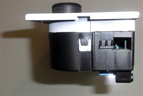 opel astra  zafira klimabedienteil klimaautomatik