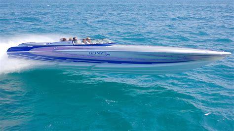 donzi boats speed donzi 38 zrc pace boat sarasota florida youtube