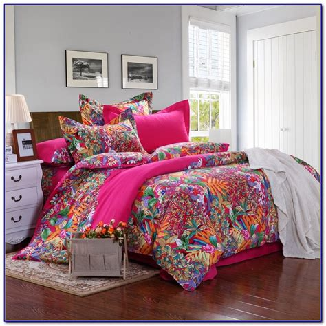 Bohemian Bedding Sets Bohemian Bedding Sets Amazoncom Newrara Home Textile Boho Bedding Set Bohemian Bedding Bohemian