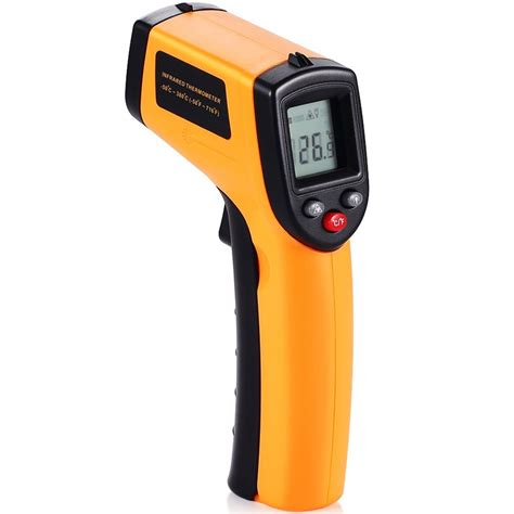 Infrared Thermometer Gm320 Termometer infrared thermometer gm320 non contact laser gun infrared