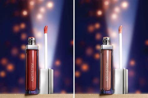 Lipgloss Artistry daylight savings hack light up lip gloss brit co