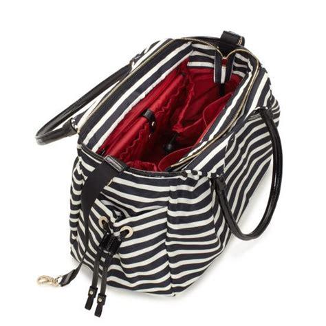 Designer Kate Spade Snowmass Stevie Bag by Kate Spade Designer Bags Stripe Stevie