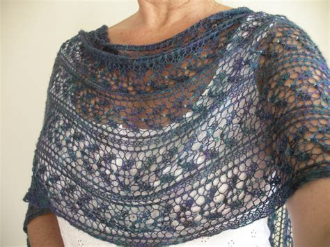 Pattern Knitting Shawl | knit shawl pattern