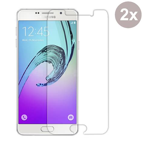 Tempered Glass For Samsung A7 2016 samsung galaxy a7 2016 tempered glass screen