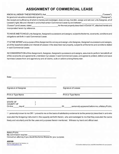 Assignment Letter Sle Pdf Sle Letter Assignment Of Lease Assignment Of Lease