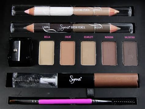 design expert review sigma beauty expert brow design kit in depth review