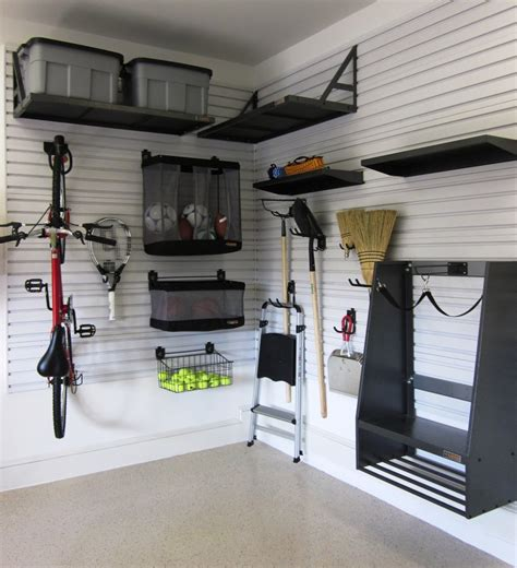 Garage Storage Wall Wooden Shelving Plans Garages Friendly Woodworking Projects