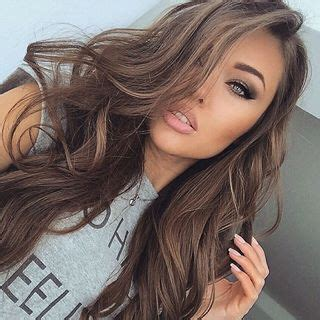 pretty hair colors for brown 25 best ideas about brown hair colors on