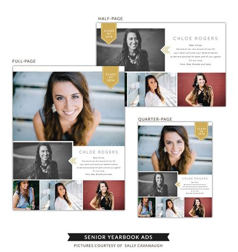 free yearbook ad template 25 best ideas about senior ads on senior
