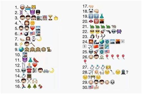 film in emoji quiz indovina 30 titoli di film famosi trasformati in emoji