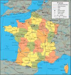 France World Map by France Map And Satellite Image