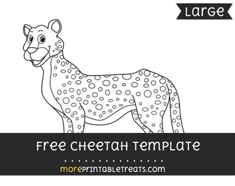 Cheetah Template