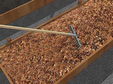 how to make mulch 13 steps wikihow