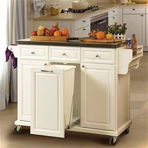 kitchen island trash bin 10 multifunctional kitchen island ideas small house decor