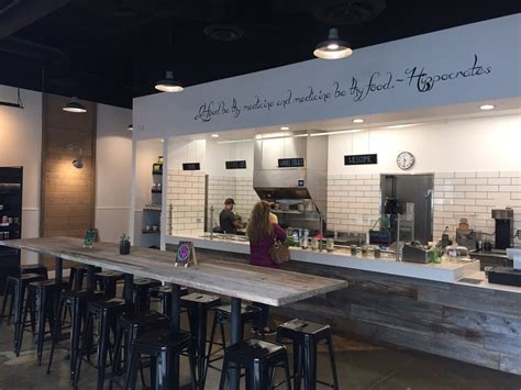 Detox Kitchen Juice Bar Elp by Beautiful Interior Yelp