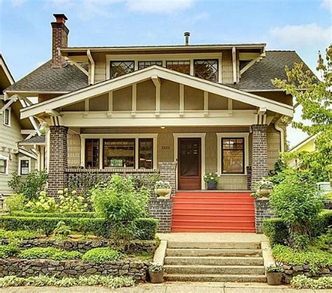 seattle craftsman homes craftsman seattle and bungalows on pinterest