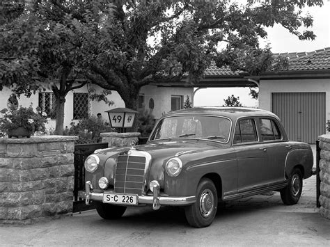 bettdecke 220 x 220 mercedes 220 a 1954 picture 02 1280x960