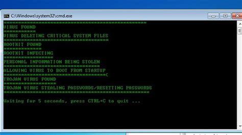 membuat virus komputer sederhana tekno liputancom