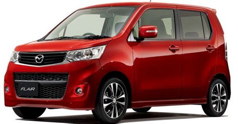 mazda rebadge suzuki wagon r for japan localized