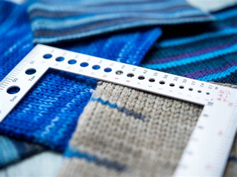 how to measure knitting how to measure your in knitting
