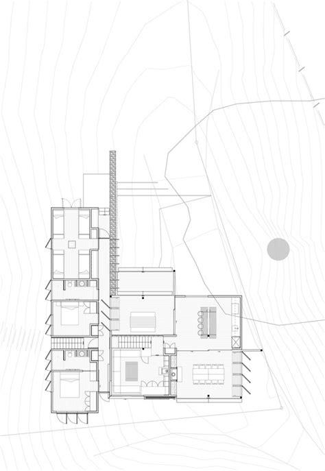 castle rock floor plans castle rock beach house herbst architects archdaily
