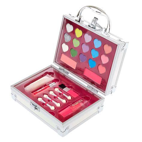 Make Up Satu Set coffret cadeau de maquillage pierres arc en ciel s fr