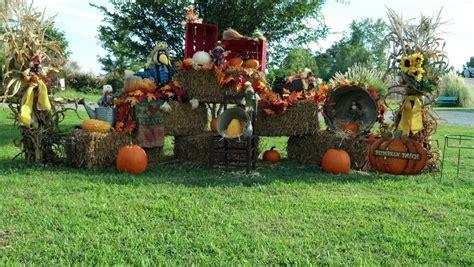 yard decorations for fall fall yard decorations fall yard decoration