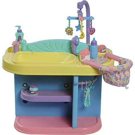 Cp Toys Baby Doll Changing Table And Care Center With Changing Table Toys