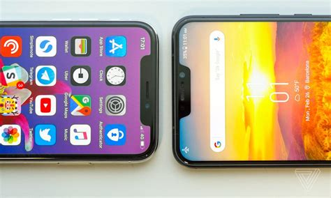 9 new android devices that blatantly copied iphone x s notch