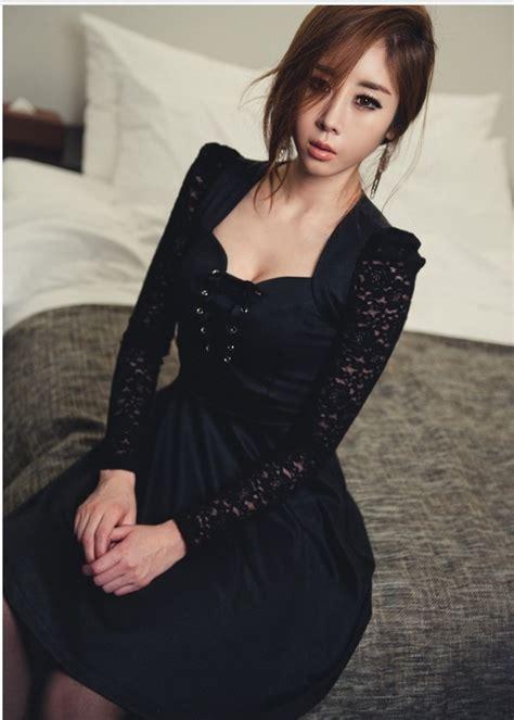 Dress Wanita Tila pin korea cantik in 0 posts foto model cewek k