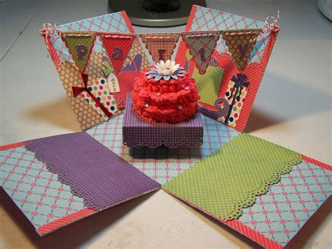 explosion box birthday cake tutorial 90 best exploding boxes images on pinterest explosion