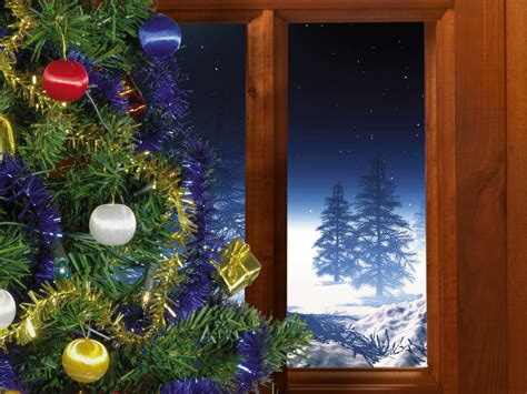 wallpaper christmas windows winter outside the window christmas wallpapers and