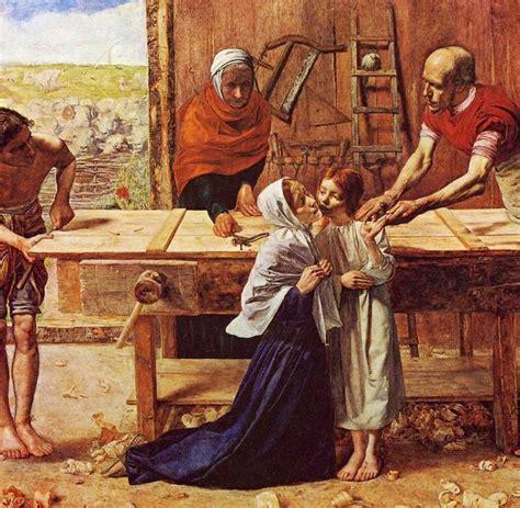 imagenes de la familia sagrada la sagrada familia en la carpinter 237 a imagenes