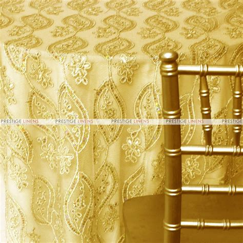 coco mango table linen gold prestige linens