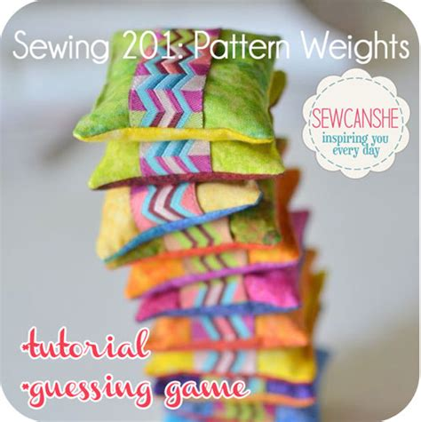 pattern sewing weights sewing 201 it was a revelation to me pattern weights