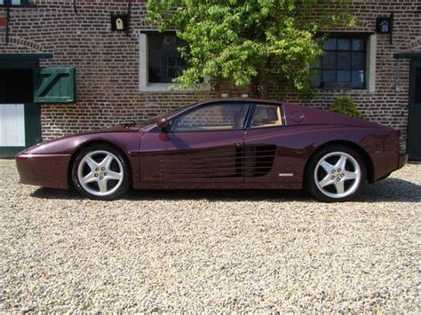 1994 512tr for sale 1994 512tr classic italian cars for sale