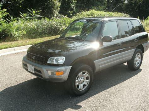 Awd Toyota 2000 Toyota Rav4 Awd For Sale