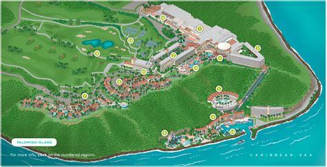 fajardo resort map el conquistador resort in fajardo plan my trip to