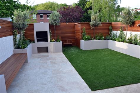 contemporary backyard landscaping ideas modern garden design fulham chelsea clapham battersea balham dulwich london london