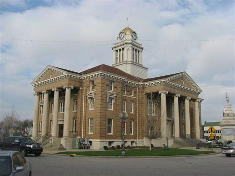 Dubois County Property Records Dubois County Courthouse