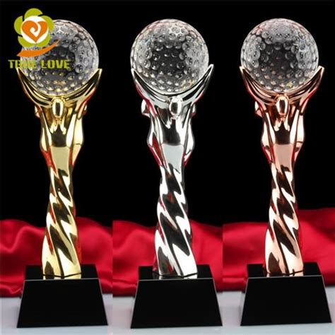 Chandelier Beads Wholesale Glass Funny Golf Trophy Wholesale Tl 0178 Crystal