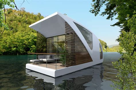 Small Apartment Design Ideas By H2o Architects Salt Water Design Floating Hotel With Catamaran