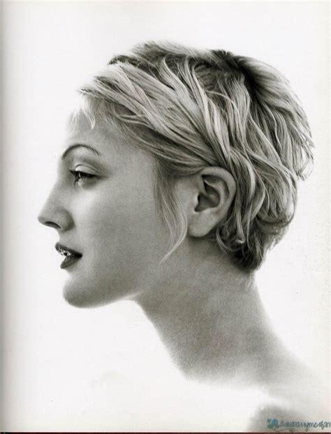 short hairstyles from 90 drew barrymore 90 s short hair 90 s hair nostalgia