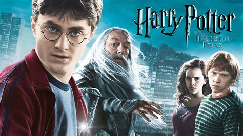 harry potter und der harry potter und der halbblutprinz online schauen video on demand von videoload