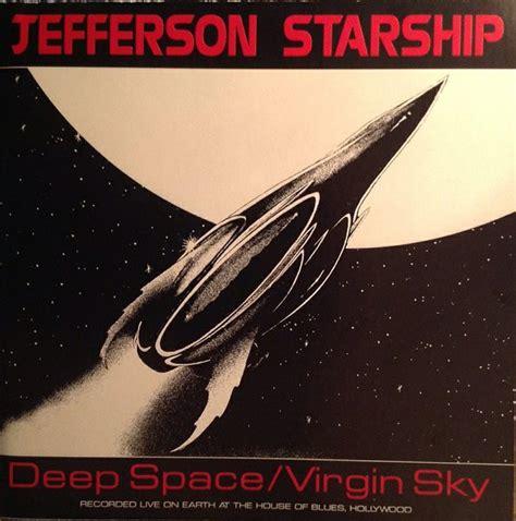 Cd Jefferson Starship Space Sky Jefferson Starship Space Sky Cd Album At