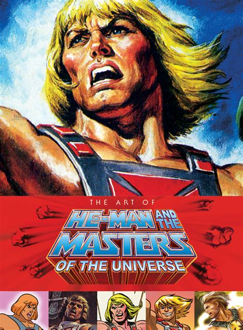 he recognized power books the of he and the masters of the universe limited