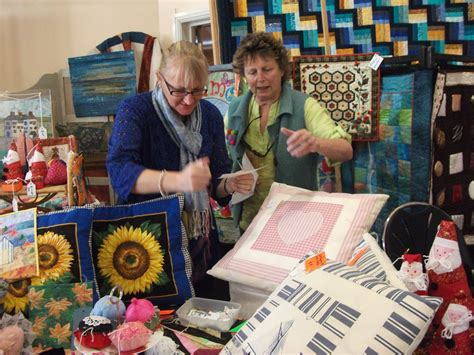 arts and crafts show the hardy quilters osmington craft show