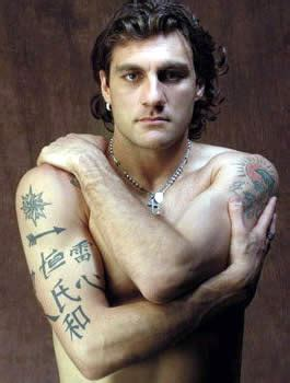 christian vieri tattoo christian viere tattoo pics photos pictures of his tattoos