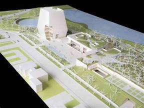 Outdoor Living House Plans first look what obama s presidential center has in store