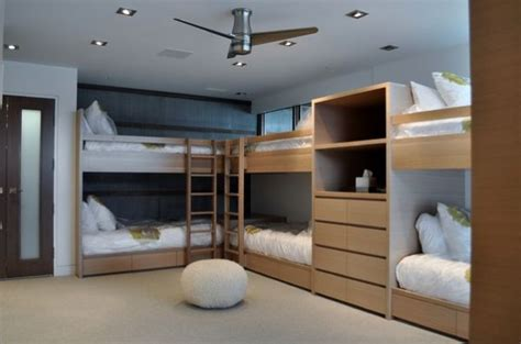 Cozy Bedroom Ideas 50 modern bunk bed ideas for small bedrooms